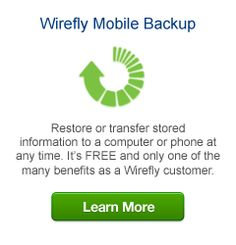 Wirefly Mobile Backup