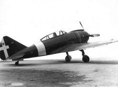 Reggiane RE.2002 Ariete prototipo (MM.454)