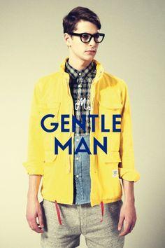 Mr.Gentleman SS12