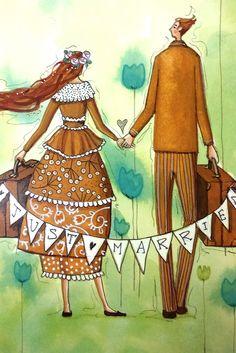 """""""L'amore è composto da un'unica anima che abita in due corpi."""" (Aristotele) Biglietto musicale, stampato in carta lucida con disegno anche all'interno. Apri il biglietto per ascoltare il brano musicale."""