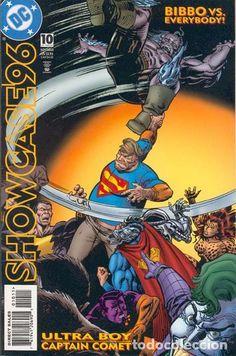 SHOWCASE'96 #10, DC COMICS, 1.996, USA