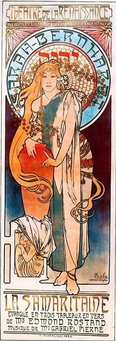 I come from the underworld !: Alfons Mucha