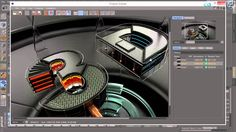 Creating a Broadcast Intro in C4D part 05