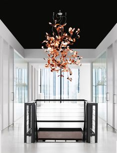 This contemporary lighting compostion of Kelp elements can serve as an eye catcher in both residential designs as well as public projects. Visit our website for more modern lighting inspiration. Modern Lighting Design, Luxury Lighting, Interior Lighting, Luxury Interior, Interior Design, Interior Modern, Lighting Ideas, Modern Design, Contemporary Light Fixtures