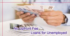 Shortage of money can make your life stressful during unemployment. Loan for Tenant offers realistic deals on unemployed loans in UK. With no upfront fee loans for unemployed, we provide sufficient funds to meet daily basic needs. To know more on unemployed loans, click: