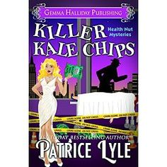 USA Today Bestselling Author  In the city that never sleeps, Dr. Piper's search for the perfect wedding dress turns into the search for the perfect murderer.  When famous diva Veronica Forks drops dead after eating a bag of Ken's Killer Kale Chips, suspicion falls on former-mafioso-turned-surfer-dude Ken. According to Piper's PI flashcards, Ken has the motive (she witnessed a tiff between him and Veronica), the means (the kale chips), and the opportunity (he was at the expo).  But Piper's…