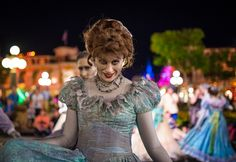 Scenes from Disney Parks: Happy Halloween!