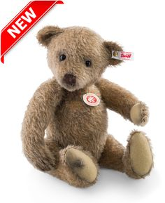 15cm Teddy Bear Queen/'s Diamond Jubilee with Red Jumper