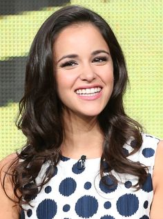 Couldn't decide which photo best represented Reese's personality, so I'm going with three.  melissa fumero brooklyn nine nine - Google Search