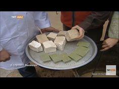 Saf Zeytinyağı ile Doğal Sabun Nasıl Yapılıyor? - Edremit / Balıkesir - Gezelim Görelim - TRT Avaz - YouTube