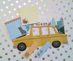 Dashboard w/New York Themed Sticky Notes / Planner / ECLP / Erin Condren / by PugPaperCo on Etsy https://www.etsy.com/listing/263471792/dashboard-wnew-york-themed-sticky-notes