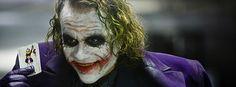 Joker... why so serious?  #smile