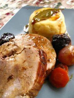 Χριστουγεννιάτικο μενού 2012 • sundayspoon Cooking Time, Cooking Recipes, Healthy Recipes, Greek Recipes, Soul Food, Food Dishes, Food And Drink, Yummy Food, Baking