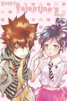 Tsuna et Haru