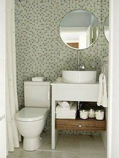Small Bathrooms Design Ideas, Pictures, Remodel, and Decor - page 27