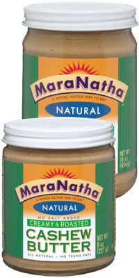 Natural Cashew Butter (Roasted)