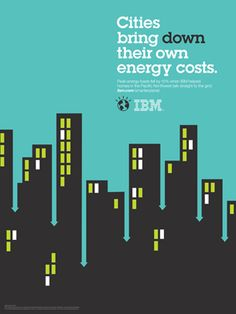 Cities bring down their own energy costs. IBM - Outcomes of a Smarter Planet, 2012.