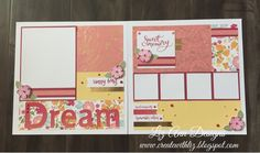 Dream Layout using Happy Times