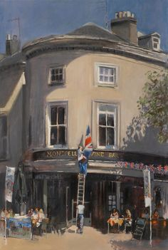 """Montpellier Wine Bar"", Cheltenham"