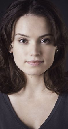 Daisy Ridley *OFFICIALLY CAST*  An unknown. Sure looks a lot like Natalie Portman.