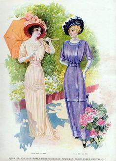 1910 French Fashion