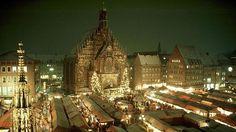 Los diez mejores mercadillos de Navidad en Europa. Nuremberg. Alemania