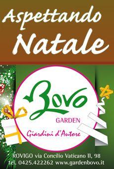 Aspettando Natale - Mercatino di Natale - sab. 13 e dom. 14 dicembre 2014 - Floricoltura Bovo Garden - Rovigo (RO)