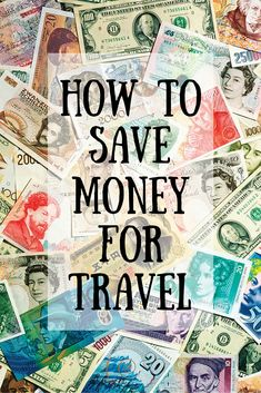 Struggling to save enough money for that trip of a lifetime? Or any other large purchase for that matter. We& been travelling long term, on and off for 10 years, so read this post to find out how we save enough cash do it. Cheap Travel, Budget Travel, Money Budget, Travel Advice, Travel Tips, Travel Ideas, Travel Hacks, Travelling Tips, Travelling Wilburys