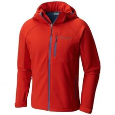 #Columbia #softshell #jack