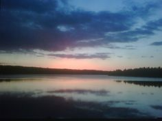 Johnson's Pond.  Coventry RI...also my favorite place