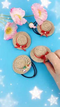 Diy Crafts Hacks, Diy Crafts Jewelry, Diy Crafts For Gifts, Diy Arts And Crafts, Creative Crafts, Yarn Crafts, Crafts For Kids, Paper Crafts, Preschool Crafts