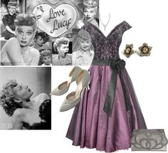 """""""I love Lucy 2"""" by jbet123 ❤ liked on Polyvore"""