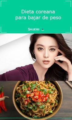 productos coreanos para bajar de peso