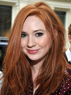 Karen Gillan- I want to be her !