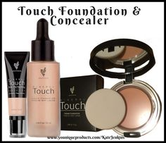 Younique has a huge range of face products- liquid foundation, Concealer, cream foundation, powder foundation... what's your go to?