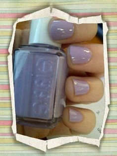 Gee Whiskers! Essie Nail polish