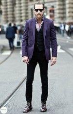 Justin O'Shea - Photographed at Milan