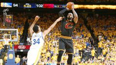 Irving and James became first teammates in NBA Finals history to both score 40-plus points in a game.