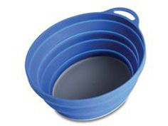 Camp Kitchen - LIFEVENTURE SILICON ELLIPSE COLLAPSIBLE BOWL BLUE *** Check this awesome product by going to the link at the image.