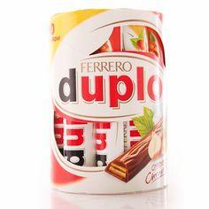 Ferrero  Duplo, 10-Pack (Chocolate-coated Cookies)