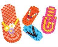 Flip Flops Perler Bead Project Sheet