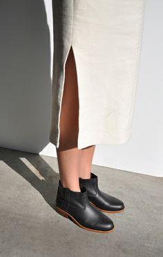 Anaïse / La Botte Gardiane Leather Ankle Boot