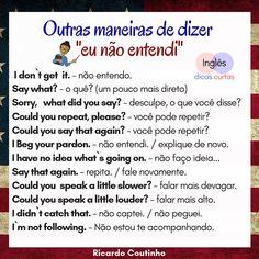 English Time, English Course, Learn English Words, English Study, Sms Language, English Language Learning, Teaching English, Portuguese Lessons, English Lessons
