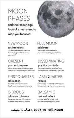 A ritual and/or craft for the New Moon or for setting your goals and intentions. Perfect for the months of October or January and it's as pretty as it is magical. New Moon Rituals, Full Moon Ritual, Full Moon Spells, Wiccan, Magick, New Moon Full Moon, Moon Circle, Moon Moon, Full Moon August