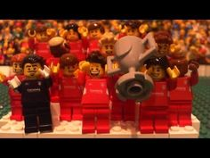 Liverpool vs AC Milan 2005 Champions League Final, recreated in LEGO - Liverpool FC - LFC Online