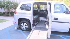 NEWNAN: First ever car to be manufactured for disabled