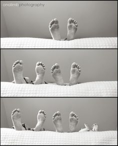 very very cute! Family Feet Portrait :)