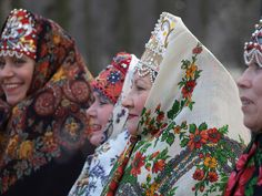 love this ~ Russian women