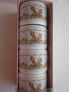 Vintage Hallmark Betsy Clark Napkin Ring by SwansSweetGlassStand, $39.99
