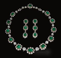 Precious jewelry ... Necklace and brooches .. Discussion LiveInternet - Russian Service Online Diaries